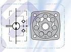 Орбітальні (героторні) гідромотори Hydro-pack MSU 160, фото 3