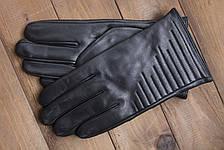 Мужские кожаные перчатки  935, фото 2