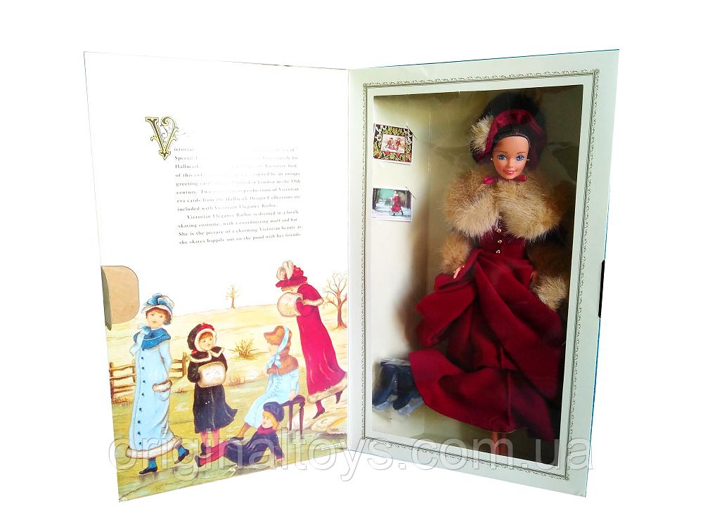 Коллекционная кукла Барби Barbie Victorian Elegance Special Edition 1994 Mattel 12579