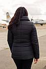 Женская куртка на зиму сезон 2020 - (модель кт-493), фото 3