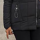 Женская куртка на зиму сезон 2020 - (модель кт-493), фото 2