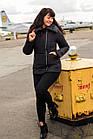 Женская куртка на зиму сезон 2020 - (модель кт-493), фото 4