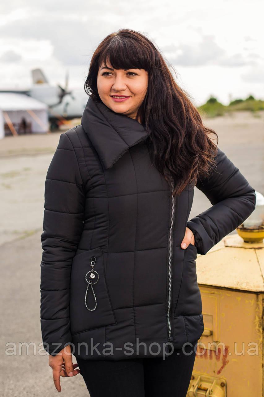 Женская куртка на зиму сезон 2020 - (модель кт-493)