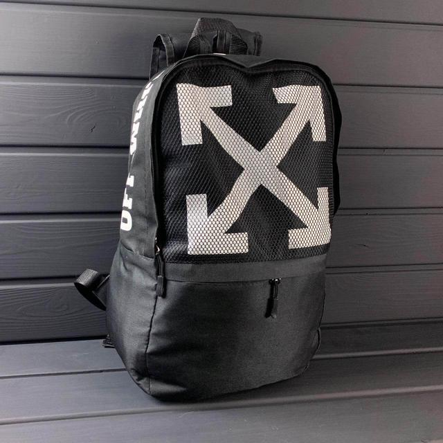 Рюкзак Off-White черного цвета фото