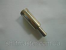 Сверло алмазное трубчатое по стеклу (Полтава) D 18 мм