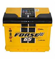 Аккумулятор Forse 65Ah 640A (левый+)