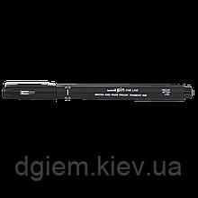 Лайнер PiN fine line 0.2мм, черный UNI