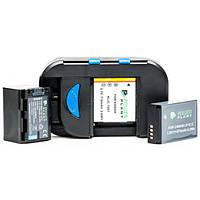 Зарядные устройства для фото и видео