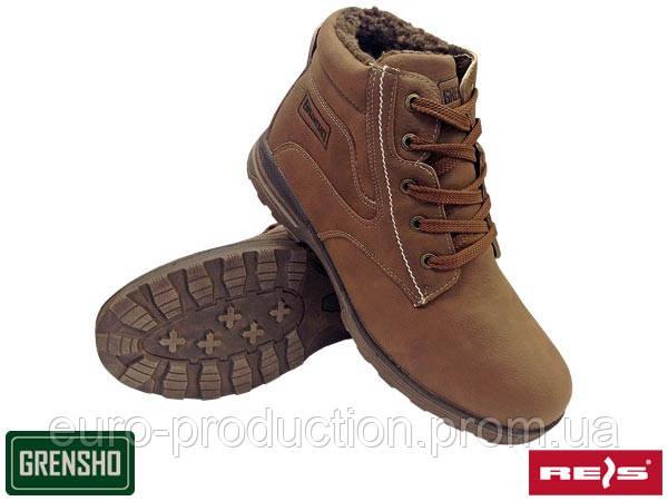 Защитные ботинки утепленные BOGRIZZLY BR