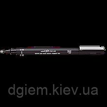 Лайнер PiN fine line 0.3мм, черный UNI