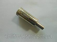 Сверло алмазное трубчатое по стеклу (Полтава) D 20 мм