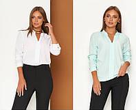Ніжна легка блуза, фото 1