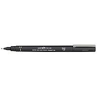 Лайнер PiN fine line 0.4мм, черный UNI