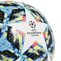 Мяч футзальный Adidas Finale Sala 5x5 DY2548 №4 Белый (4061624845510), фото 3