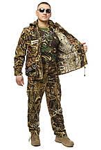 Летний х\б костюм для рыбалки и охоты Зверобой (Жёлтый Камыш)