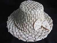 Шляпа из кукурузной соломки, (150), фото 1