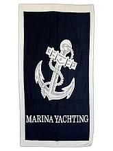 Рушник пляжний Якір Marina Yachting
