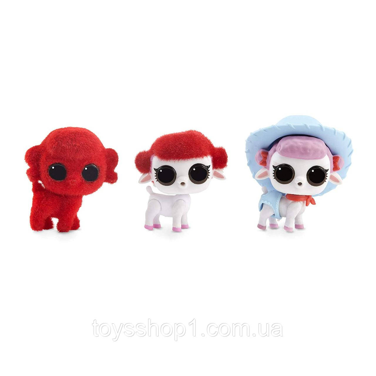 L.O.L. Surprise! Fuzzy Рets with Washable Fuzz ЛОЛ ...