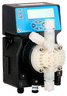 Насос-дозатор PDE DLX PH-RX-CL/M 0507 230V/240V головка PVDF