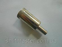 Сверло алмазное трубчатое по стеклу (Полтава) D 26 мм