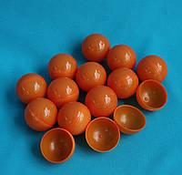 Шары для лототрона 40 мм оранжевый, фото 1