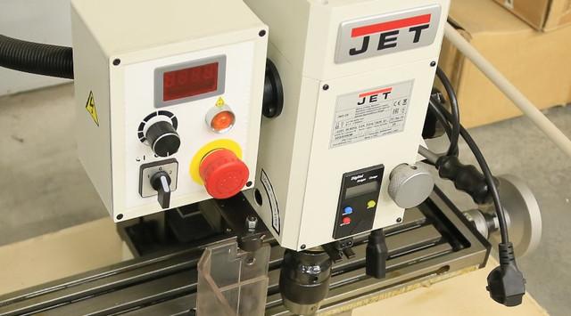 Фрезерно-сверлильный станок JET JMD-2S