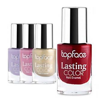 """Лак для ногтей TopFace """"Lasting color"""" PT104"""