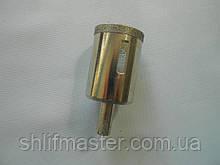Сверло алмазное трубчатое по стеклу (Полтава) D 28 мм