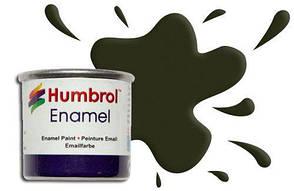 Краска для сборных моделей эмалевая. Оружайная сталь металлик 14 мл. HUMBROL 053