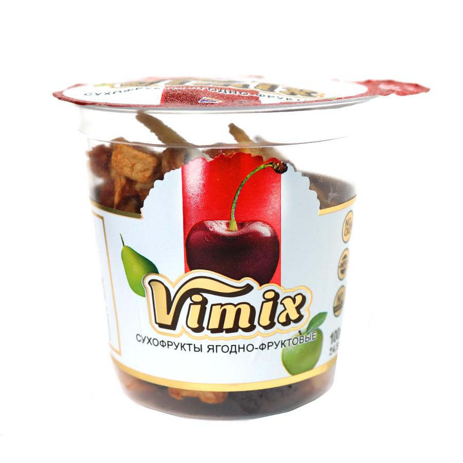 Сухофрукты VIMIX ЯГОДНО-ФРУКТОВЫЕ, 100 г
