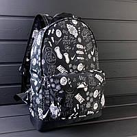 Рюкзак Найк черного цвета