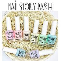 Лаки для стемпинга Nail Story PASTEL