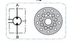 Гидромотор Hydro-pack TMF 725, фото 2