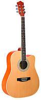 Акустическая гитара Caravan Music HS-4140 натуральный