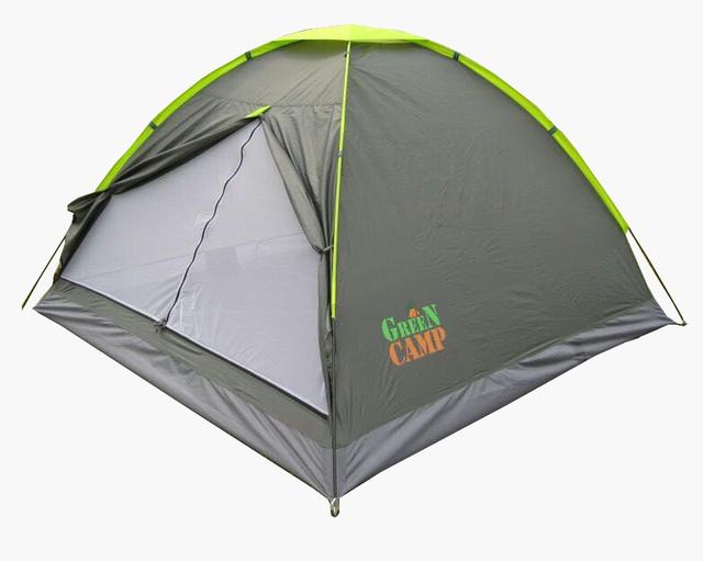 Палатка 1012 Green Camp 3-х местная
