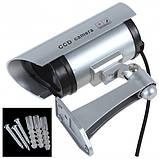 Муляж камеры видеонаблюдения UKC DUMMY CCTV 1100, фото 3