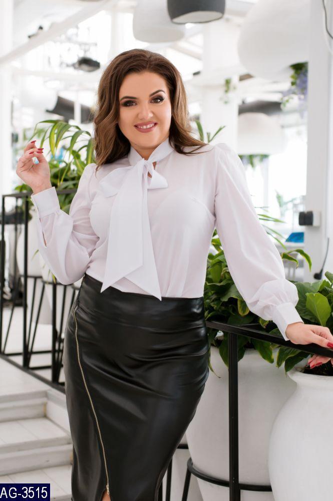 Женская стильная рубашка блузка размеры 48 50 52 54 56  Новинка 2019  есть цвета