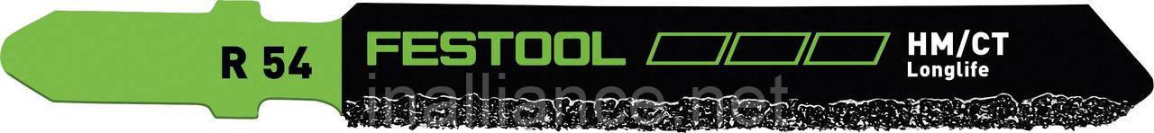 Пильное полотно для лобзика R 54 G Riff Festool 204344