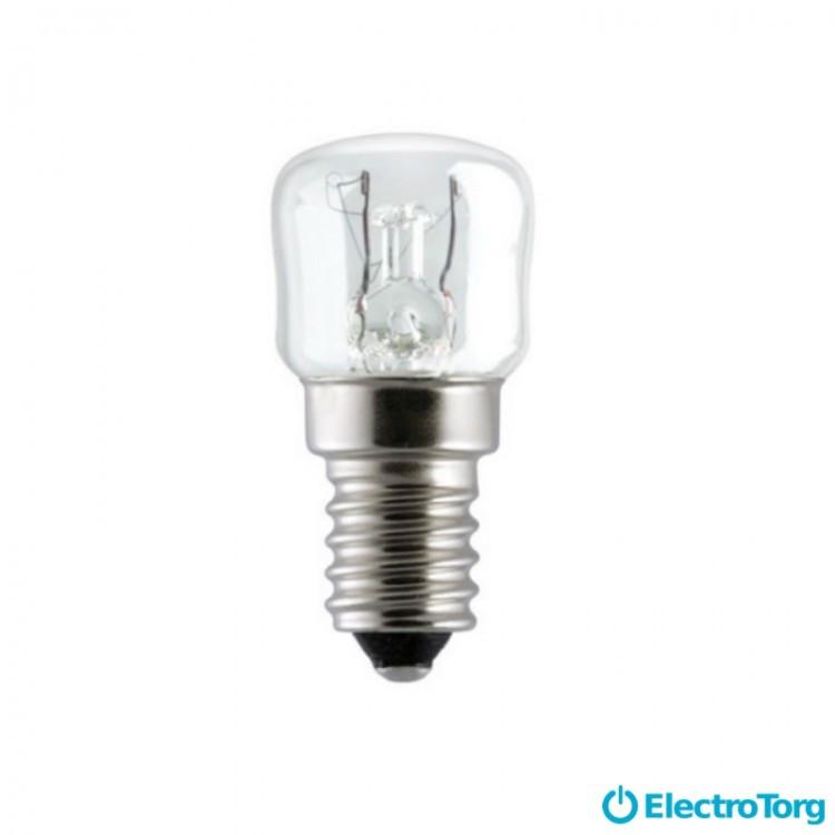 Лампа накал.MINI 40А1/CL/E27 A50 VINA