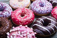 Американські донатс, німецькі берлінери та ще багато оригінальних рецептів пончиків.