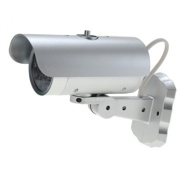 Видеокамера муляж, обманка уличная с датчиком движения Dummy PT-1900