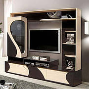 Корпусная мебель Мастер Форм (модульные гостиные, спальни, прихожие)