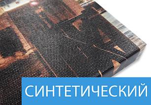Картина  модульная Сочный лайм, на Холсте син., 65x65 см, (65x20-3), фото 2