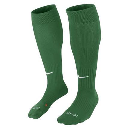 Гетры футбольные Nike Classic II Cushion SX5728-302 Зеленый M (38-42) (091209530382), фото 2