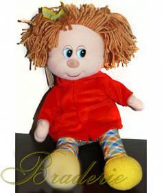 Кукла девочка шкодница 1504