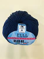 Пряжа для вязания Full цвет 9509