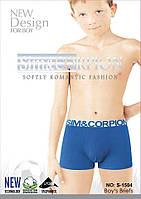 Подростковые трусы боксеры Sim&Corpion