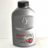 Моторное масло полусинтетика Statoil (Статойл)Superway TDI Diesel 10W-40 1л.