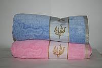 Полотенца Банные Крыжма (мальчик, девочка) для Крещения  (уп 10шт.)