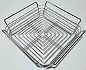 Фруктовница квадратная корзинка для фруктов 27.5 см GA Dynasty 17060, фото 2